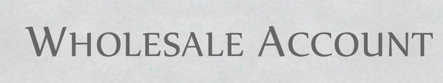 GemsBiz Wholesale Account