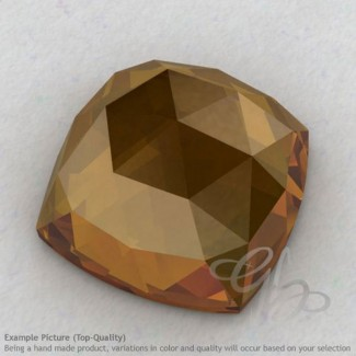 Honey Quartz Square Cushion Shape Calibrated Cabochons