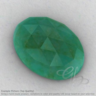 Green Aventurine Oval Shape Calibrated Cabochons