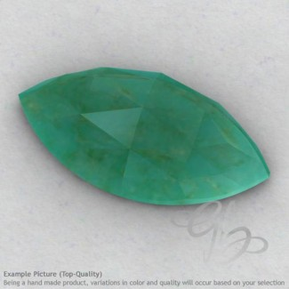 Green Aventurine Marquise Shape Calibrated Cabochons