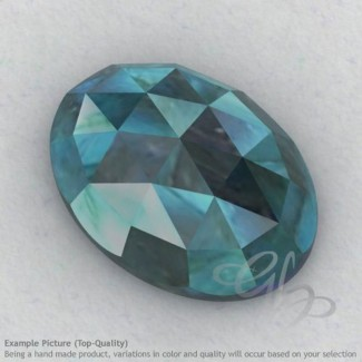 Labradorite Oval Shape Calibrated Cabochons