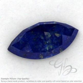 Lapis Lazuli Marquise Shape Calibrated Cabochons