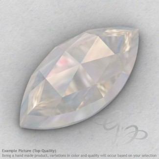 Rainbow Moonstone Marquise Shape Calibrated Cabochons