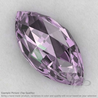 Pink Amethyst Marquise Shape Calibrated Cabochons