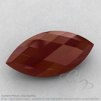 Red Onyx Marquise Shape Calibrated Briolettes