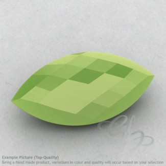 Lime Chalcedony Marquise Shape Calibrated Briolettes