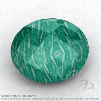 Amazonite Oval Shape Calibrated Briolettes