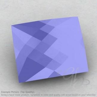 Blue Chalcedony Baguette Shape Calibrated Briolettes