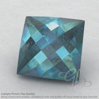 Labradorite Square Shape Calibrated Briolettes
