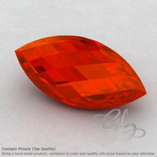 Carnelian Marquise Shape Calibrated Briolettes
