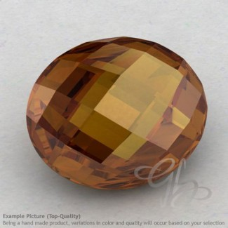Honey Quartz Oval Shape Calibrated Briolettes