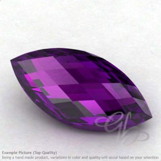 African Amethyst Marquise Shape Calibrated Briolettes