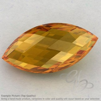 Citrine Marquise Shape Calibrated Briolettes