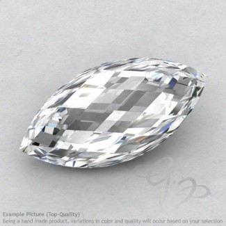 White Topaz Marquise Shape Calibrated Briolettes