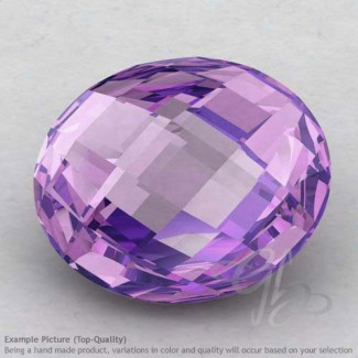 Brazilian Amethyst Oval Shape Calibrated Briolettes