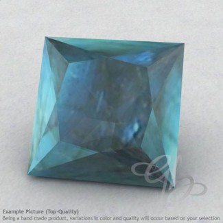 Labradorite Square Shape Calibrated Gemstones