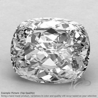 Crystal Quartz Cushion Shape Calibrated Gemstones