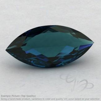 London Blue Topaz Marquise Shape Calibrated Gemstones