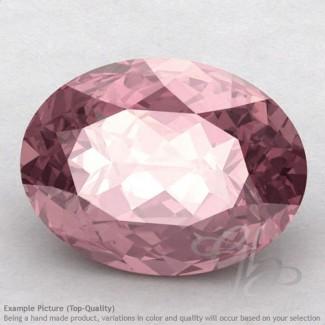 Rose Quartz Oval Shape Calibrated Gemstones