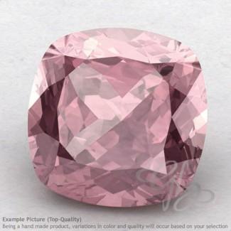 Rose Quartz Square Cushion Shape Calibrated Gemstones