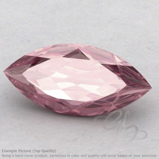 Rose Quartz Marquise Shape Calibrated Gemstones