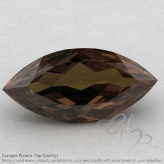 Smoky Quartz Marquise Shape Calibrated Gemstones
