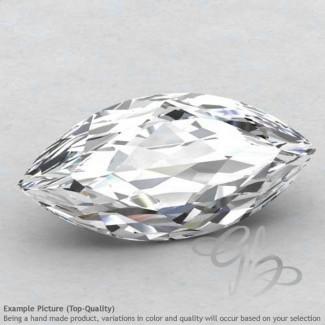 White Topaz Marquise Shape Calibrated Gemstones