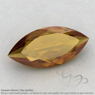 Honey Quartz Marquise Shape Calibrated Gemstones