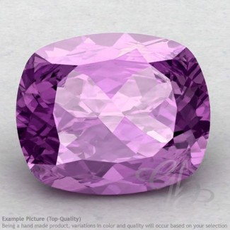 Brazilian Amethyst Cushion Shape Calibrated Gemstones