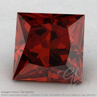 Garnet Square Shape Calibrated Gemstones
