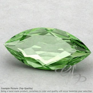 Green Amethyst Marquise Shape Calibrated Gemstones