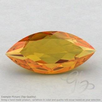 Citrine Marquise Shape Calibrated Gemstones