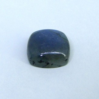35.35 Cts. Labradorite 21mm Square Cushion Shape Single Cab Piece (1 Pc.)